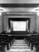 old cinema auditorium