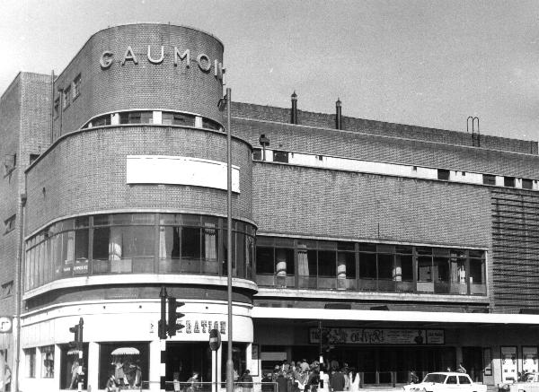 Comments About Gaumont Finchley In London Gb Cinema