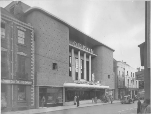 Odeon Cinema Worcester 14